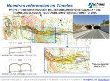 PROYECTO DE CONSTRUCCIÓN DEL DESDOBLAMIENTO DE CALZADA N-260.  TRAMO: ARGELAGUER – MONTAGUT