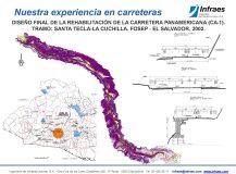 Diseño final de la rehabilitación de la carretera Panamericana (CA-1). Tramo: Santa Tecla-La Cuchilla