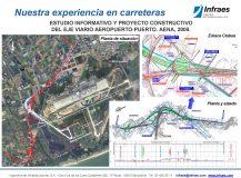 Estudio Informativo y Proyecto constructivo del eje viario Aeropuerto-Puerto